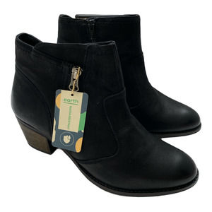 Earth RALSTON Booties Size 9.5 NWT S015